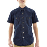 Arizona Short-Sleeve Printed Workwear Shirt