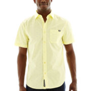 Ecko Unltd.® Short-Sleeve Oxford Shirt