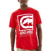 Ecko Unltd.® Block Rhino Graphic Tee