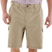 IZOD® Cargo Shorts–Big & Tall