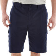 IZOD® Ripstop Cargo Shorts–Big & Tall