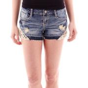 Vanilla Star® Festival Denim Shorts