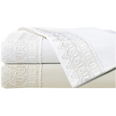 jcpenney.com | Cathay Home Elegant Lace Sheet Set