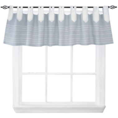 jcpenney.com | Park B. Smith® Nordic Bands Tab-Top Valance