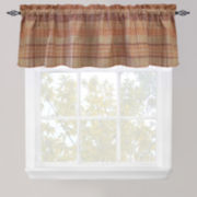 Park B. Smith® Sumatra Rod-Pocket Valance