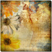 Artistic Background Canvas Wall Art