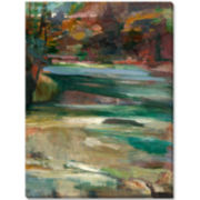 Callow Creek Canvas Wall Art