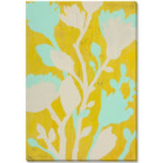 Branch in Bloom Canvas Wall Art