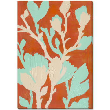jcpenney.com | Branch in Bloom III Canvas Wall Art