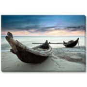 Boats Canvas Wall Art