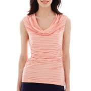 Alyx® Sleeveless Cowlneck Top