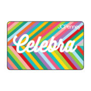 Striped Celebra Gift Card