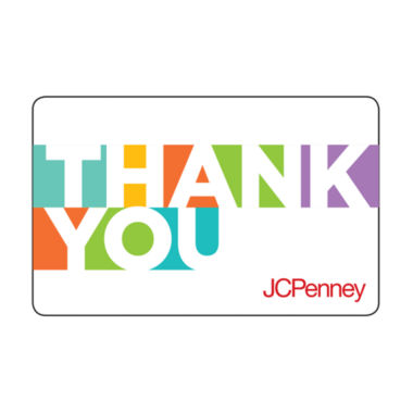 jcpenney.com | Thank You Gift Card