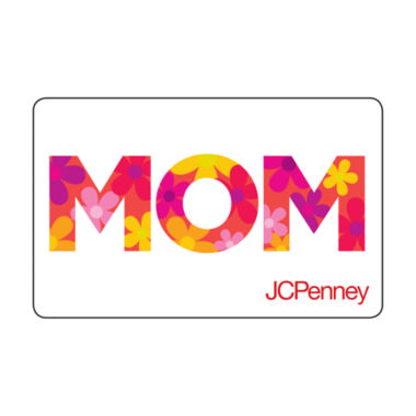 jcpenney.com | $250 Flower Mom Gift Card
