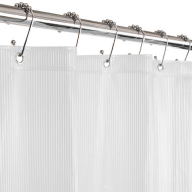 jcpenney.com | Maytex Parallel Shower Curtain Liner