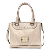 nicole by Nicole Miller® Casey Triple Pocket Tote