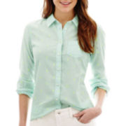 Stylus™ Long-Sleeve Relaxed-Fit Shirt