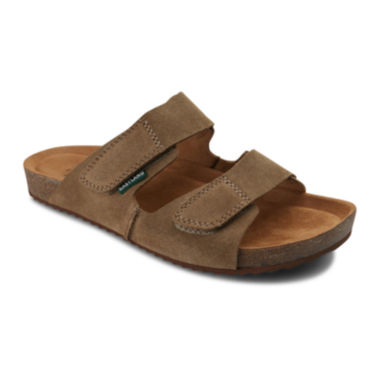 jcpenney.com | Eastland® Caleb Mens Suede Slide Sandals