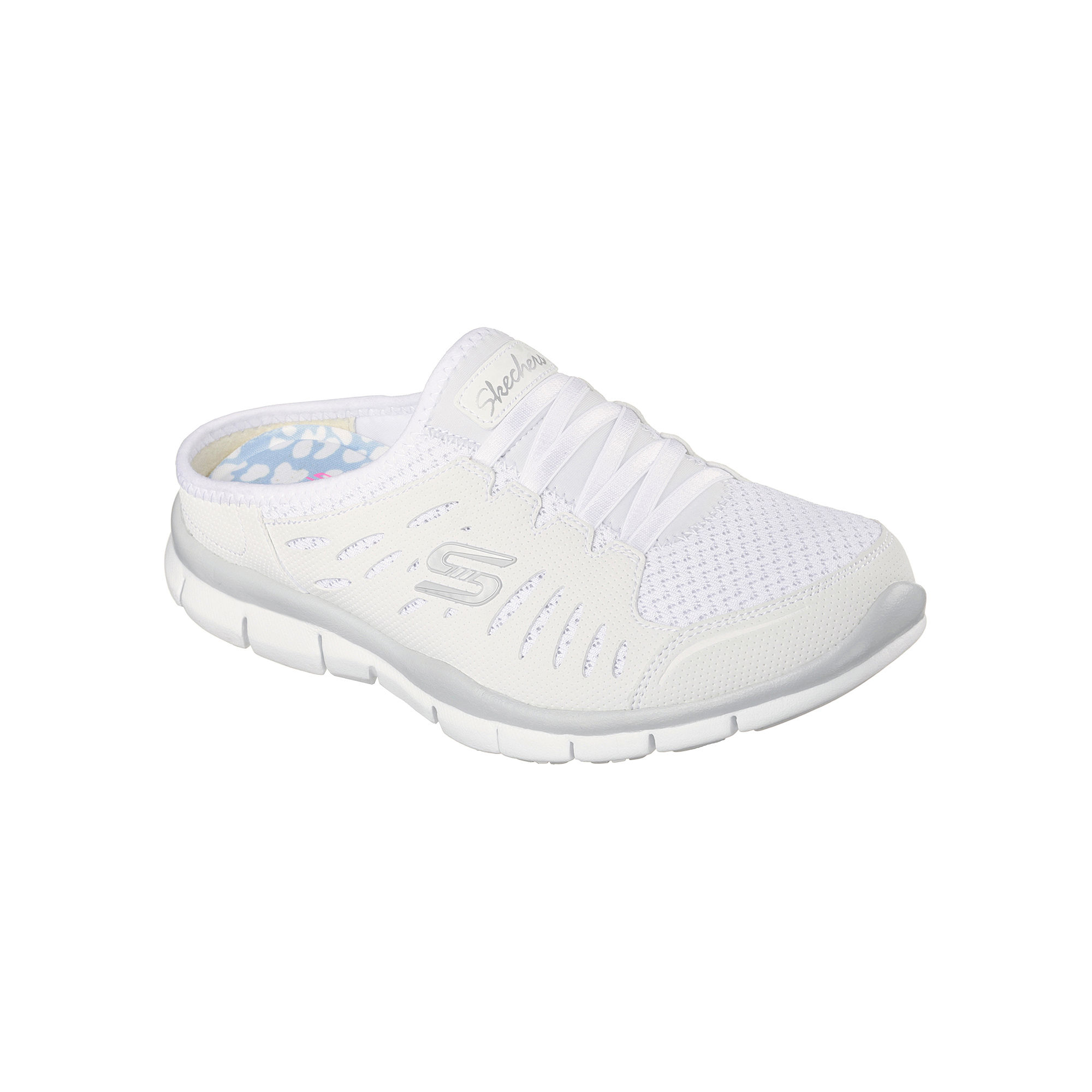 SkechersSkechers No Limits Slip-On Womens Mule Sneakers plus size,  plus size fashion plus size appare