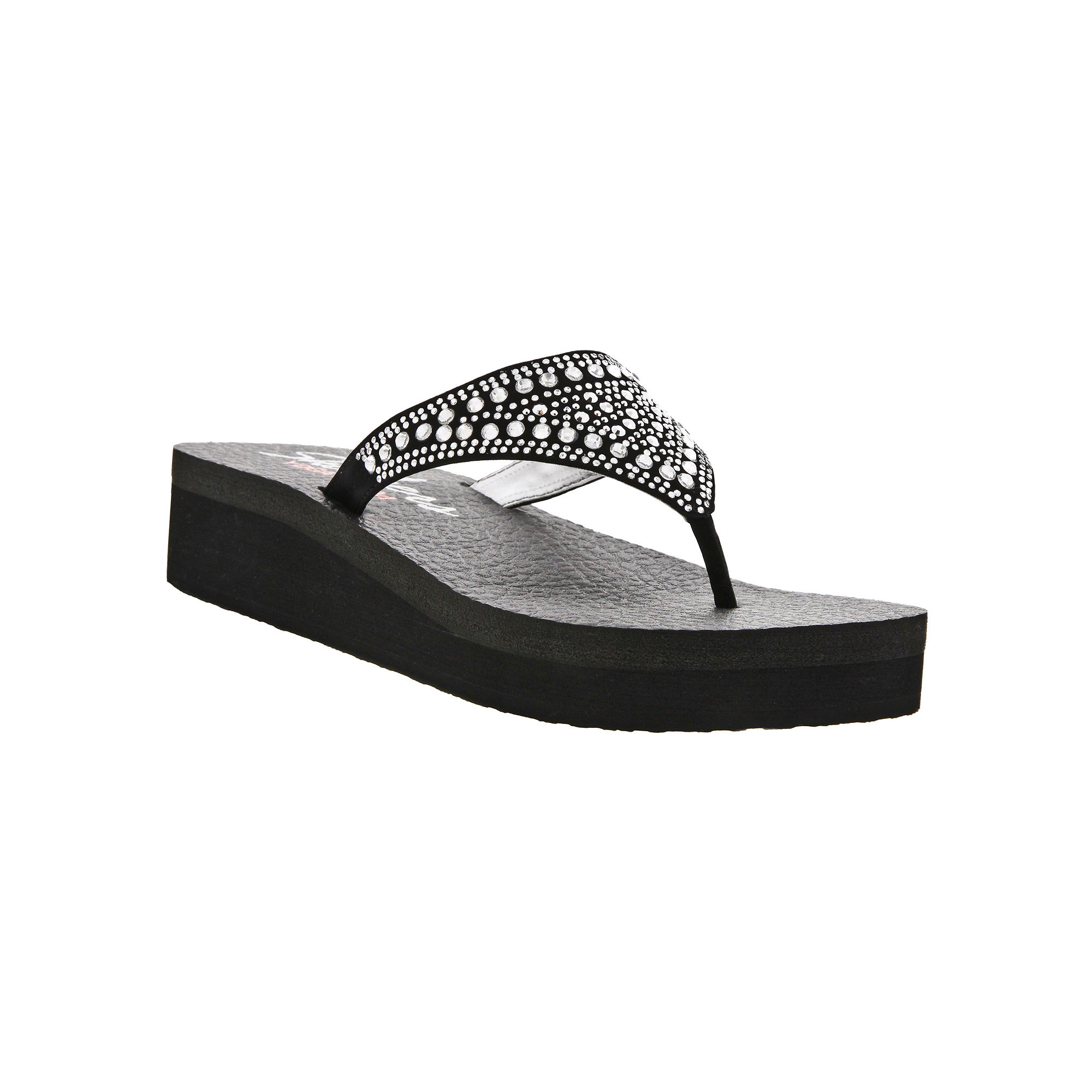 8e48f37e0d UPC 888222918552 product image for Skechers Bindu Embellished Flip Flops |  upcitemdb.com ...