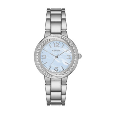 jcpenney.com | Geneva Womens Blue Twist Dial Watch