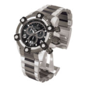 Invicta® Mens Two-Tone Stainless Steel Bracelet Watch