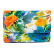 Mundi® Big Fat Watercolor Print Wallet