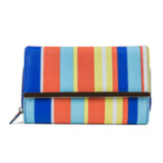 Mundi® Big Fat Bright Stripe Wallet