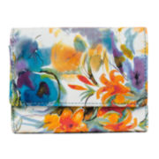 Mundi® Amsterdam Watercolor Print Indexer Wallet
