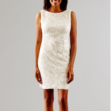 jcpenney.com | SL Fashions Sleeveless Sequin Wedding Dress