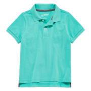 Arizona Piqué Polo - Toddler Boys 2t-5t