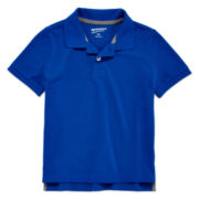 Arizona Short-Sleeve Solid Polo - Preschool Boys 4-7