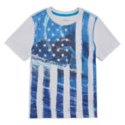 Arizona Short-Sleeve Surfer Tee - Preschool Boys 4-7