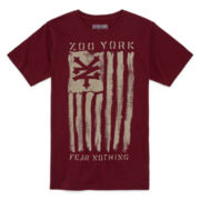Zoo York® Short-Sleeve Z-United Graphic Tee - Boys 8-20