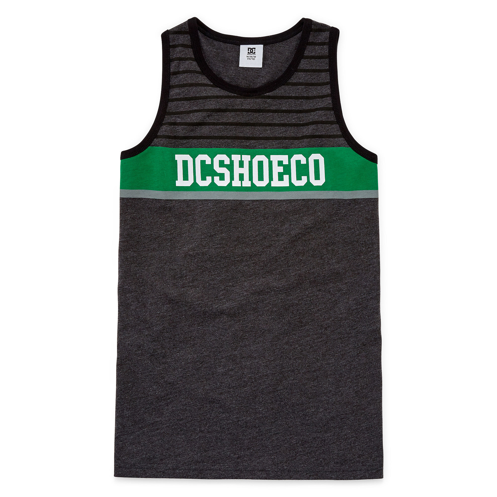 DC Shoes Co. Elementary Graphic Tank Top - Boys 8-20