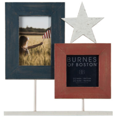 jcpenney.com | Fourth of July Star Pedestal Collage Picture Frame