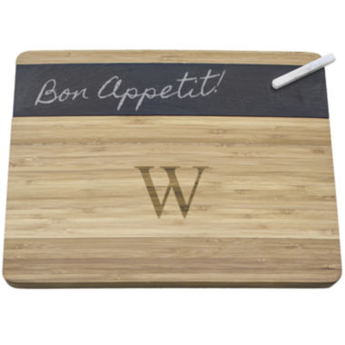 jcpenney.com | Cathy's Concepts Personalized Bamboo & Slate Cheese Board