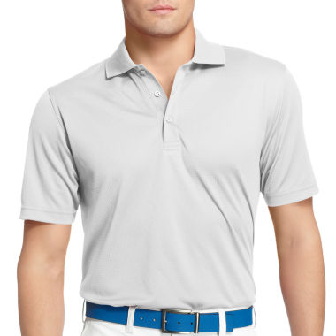 jcpenney.com | IZOD® Golf Grid Performance Polo Shirt