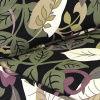Blk/tan Grp-floral
