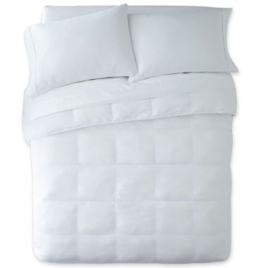 jcpenney.com | Royal Velvet® Big and Soft™ Extra-Warmth Down-Alternative Comforter