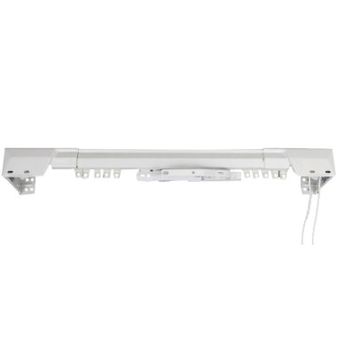 jcpenney.com | Rod Desyne Heavy-Duty Center Open Traverse Adjustable Curtain Rod