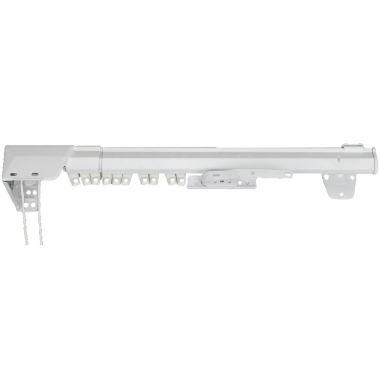 jcpenney.com | Rod Desyne One-Way Cord Traverse Adjustable Curtain Rod - Left