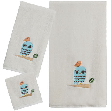jcpenney.com | Creative Bath™ Give A Hoot Bath Towels