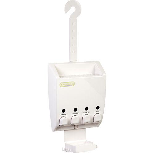 Ulti-Mate Classic Dispenser IV Shower Caddy
