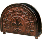 Old Dutch International® Versailles Napkin Holder