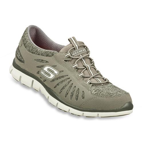 Skechers® Bungee Womens Slip-On Sneakers
