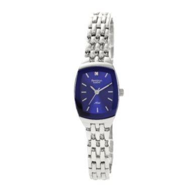 jcpenney.com | Armitron® Now® Womens Diamond-Accent Silver-Tone Bracelet Watch