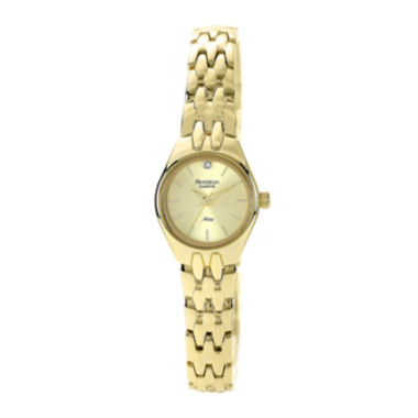 jcpenney.com | Armitron Now Womens Silver-Tone Diamond-Accent Watch