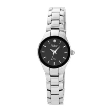 jcpenney.com | Armitron® Now® Womens Silver-Tone Diamond-Accent Watch