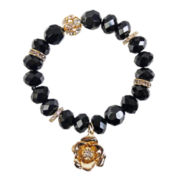 Mixit® Flower Charm Stretch Bracelet